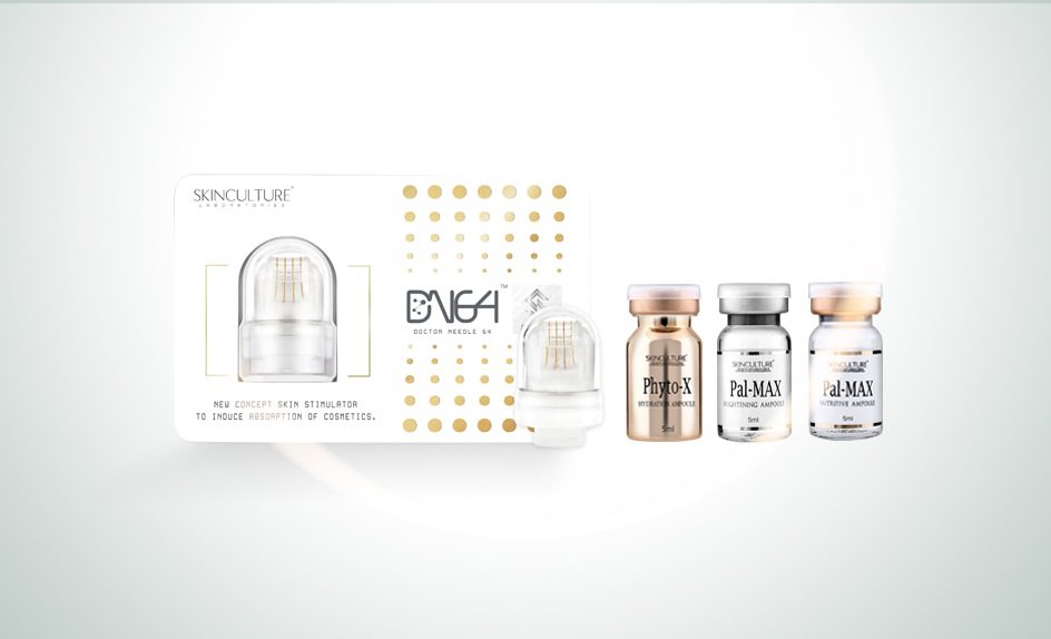 Pal-MAX Brightening - Ampoule trắng da